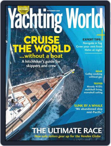 Yachting World Magazine (Digital) November 1st, 2020 Issue Cover