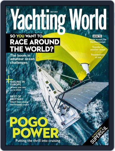Yachting World Magazine (Digital) July 1st, 2021 Issue Cover