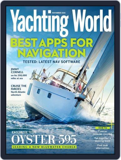 Yachting World Magazine (Digital) November 1st, 2021 Issue Cover