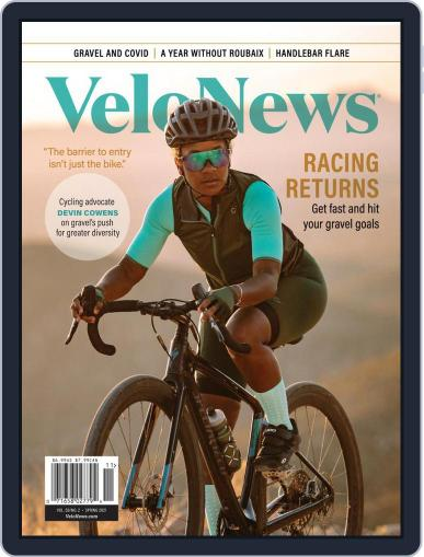 Velonews Magazine (Digital) February 5th, 2021 Issue Cover