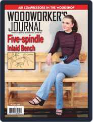Woodworker's Journal Magazine (Digital) Subscription October 1st, 2020 Issue