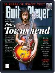 Guitar Player Magazine (Digital) Subscription August 1st, 2021 Issue