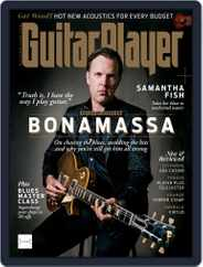 Guitar Player Magazine (Digital) Subscription December 1st, 2021 Issue