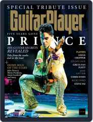 Guitar Player Magazine (Digital) Subscription July 1st, 2021 Issue