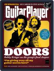 Guitar Player Magazine (Digital) Subscription June 1st, 2021 Issue