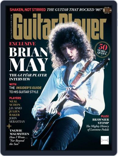 Guitar Player Magazine (Digital) May 1st, 2021 Issue Cover