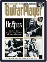 Guitar Player Magazine (Digital) Subscription September 1st, 2021 Issue