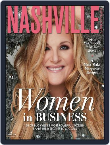 Nashville Lifestyles Magazine (Digital) August 1st, 2021 Issue Cover