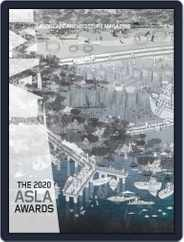 Landscape Architecture Magazine (Digital) Subscription September 1st, 2020 Issue