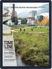 Landscape Architecture Magazine (Digital) Subscription August 1st, 2021 Issue