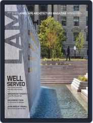 Landscape Architecture Magazine (Digital) Subscription June 1st, 2021 Issue