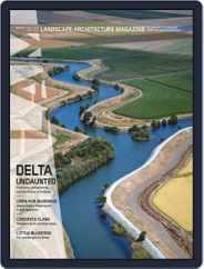 Landscape Architecture Magazine (Digital) Subscription March 1st, 2021 Issue