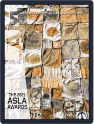 Landscape Architecture Magazine (Digital) Subscription October 1st, 2021 Issue