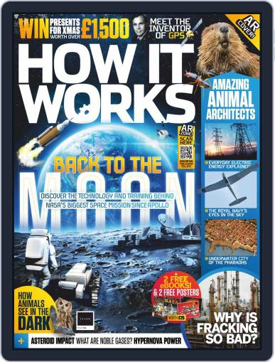 How It Works Magazine (Digital) December 1st, 2020 Issue Cover