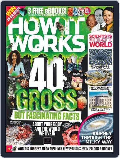 How It Works Magazine (Digital) September 1st, 2020 Issue Cover
