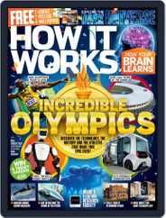 How It Works Magazine (Digital) Subscription July 1st, 2021 Issue