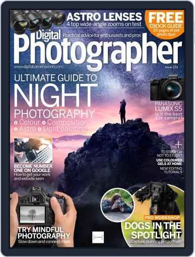 Digital Photographer Magazine December 1st, 2020 Issue Cover