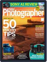 Digital Photographer Magazine Subscription August 1st, 2021 Issue