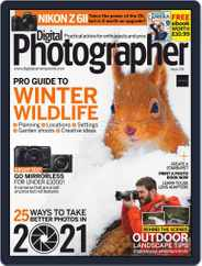 Digital Photographer Magazine Subscription January 1st, 2021 Issue