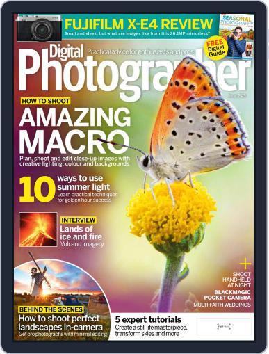 Digital Photographer Magazine June 1st, 2021 Issue Cover