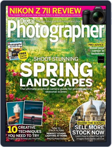 Digital Photographer Magazine March 1st, 2021 Issue Cover
