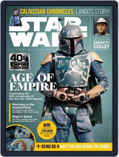 Star Wars Insider Magazine (Digital) September 1st, 2020 Issue Cover
