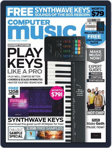 Computer Music Magazine (Digital) November 1st, 2020 Issue Cover