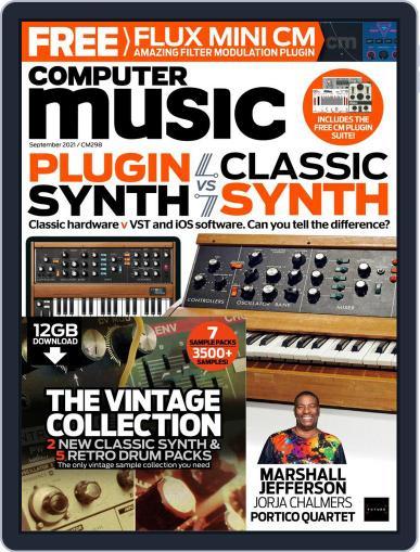Computer Music Magazine (Digital) September 1st, 2021 Issue Cover