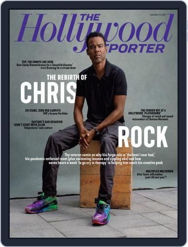 The Hollywood Reporter Magazine (Digital) September 16th, 2020 Issue Cover