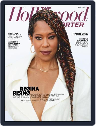 The Hollywood Reporter Magazine (Digital) February 17th, 2021 Issue Cover