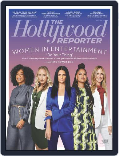 The Hollywood Reporter Magazine (Digital) May 12th, 2021 Issue Cover