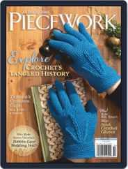 PieceWork Magazine (Digital) Subscription October 1st, 2020 Issue