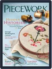 PieceWork Magazine (Digital) Subscription January 1st, 2021 Issue