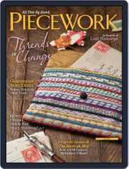 PieceWork Magazine (Digital) Subscription July 1st, 2021 Issue