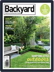 Backyard and Outdoor Living Magazine (Digital) Subscription September 1st, 2021 Issue