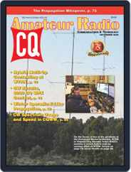 CQ Amateur Radio Magazine (Digital) Subscription November 1st, 2020 Issue