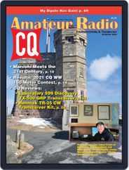 CQ Amateur Radio Magazine (Digital) Subscription August 1st, 2021 Issue