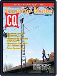 CQ Amateur Radio Magazine (Digital) Subscription January 1st, 2021 Issue