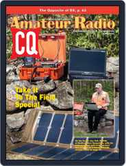 CQ Amateur Radio Magazine (Digital) Subscription June 1st, 2021 Issue