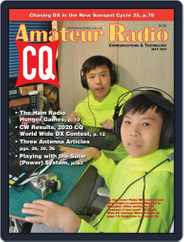 CQ Amateur Radio Magazine (Digital) Subscription May 1st, 2021 Issue
