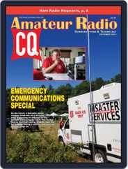 CQ Amateur Radio Magazine (Digital) Subscription October 1st, 2021 Issue
