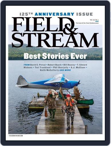Field & Stream Magazine (Digital) October 21st, 2020 Issue Cover