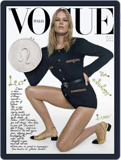 Vogue Italia Magazine (Digital) May 1st, 2021 Issue Cover