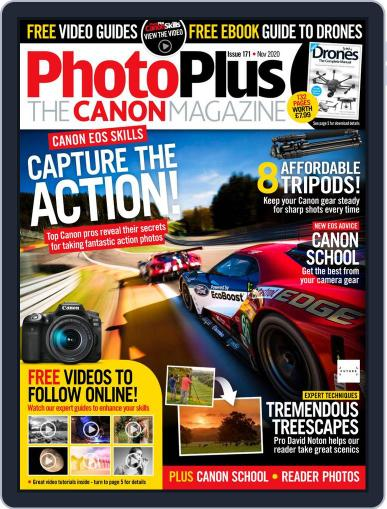 Photoplus : The Canon Magazine (Digital) November 1st, 2020 Issue Cover