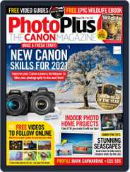 Photoplus : The Canon Magazine (Digital) Subscription February 1st, 2021 Issue