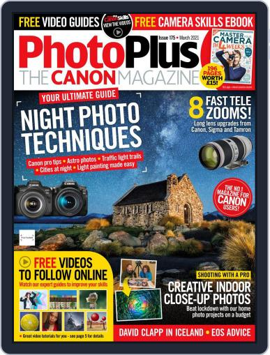 Photoplus : The Canon Magazine (Digital) March 1st, 2021 Issue Cover
