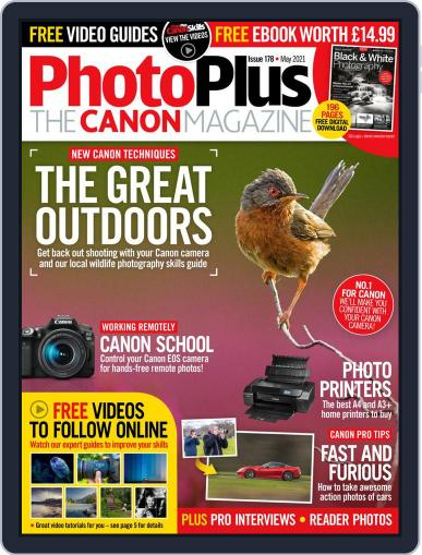Photoplus : The Canon Magazine (Digital) May 1st, 2021 Issue Cover