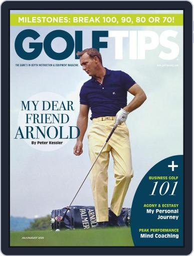 Golf Tips July 1st, 2020 Digital Back Issue Cover