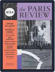 The Paris Review Magazine (Digital) Subscription August 7th, 2020 Issue