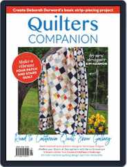 Quilters Companion Magazine (Digital) Subscription November 4th, 2020 Issue